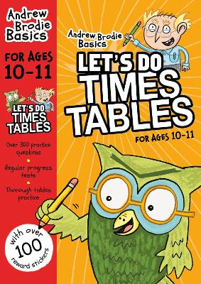 Let's do Times Tables 10-11 by Andrew Brodie