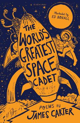 The World's Greatest Space Cadet by James Carter
