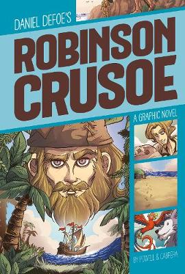 Robinson Crusoe by Martin Powell