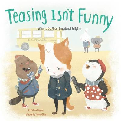 No More Bullies Pack A of 4 by Cari Meister