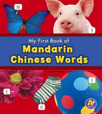 Mandarin Chinese Words by Katy R. Kudela