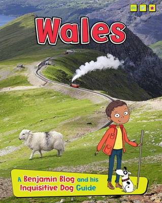 Country Guides, with Benjamin Blog and his Inquisitive Dog Pack D of 2 by Anita Ganeri