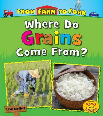 From Farm to Fork: Where Does My Food Come From? Pack A of 4 by