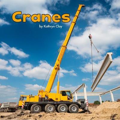 Cranes by Mira Vonne, Kathryn Clay