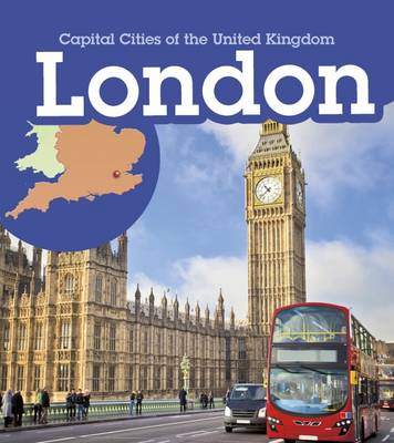 Capital Cities of the United Kingdom Pack A of 4 by Chris Oxlade, Anita Ganeri, Sean Tulien