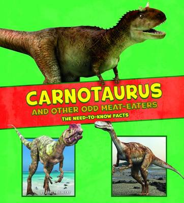 Dinosaur Fact Dig Pack B of 4 by Megan Cooley Peterson, Rebecca Rissman, Janet Riehecky