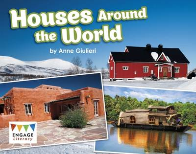 Houses Around the World by Anne Giulieri