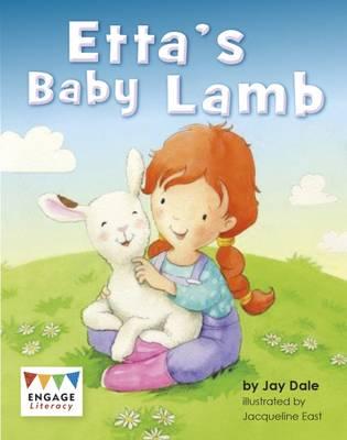 Etta's Baby Lamb by Jay Dale