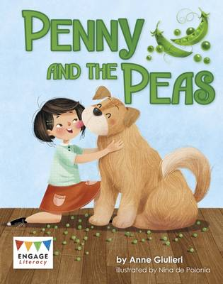Penny and the Peas by Anne Giulieri