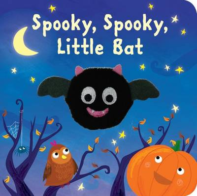 Spooky, Spooky, Little Bat by Parragon