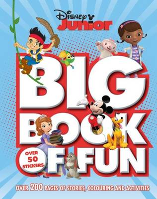 Disney Junior Big Book of Fun by