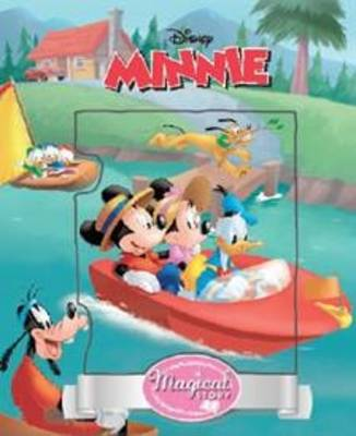 Disney Minnie Mouse Magical Story with Lenticular by