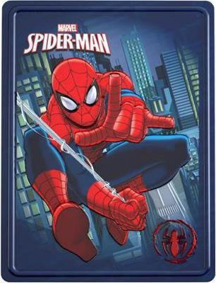 Marvel Spider-Man Happy Tin by Parragon Books Ltd