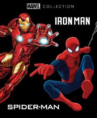 Marvel Collection Iron Man & Spider-Man by Parragon Books Ltd