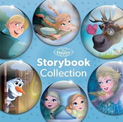 Disney Frozen Storybook Collection by Parragon Books Ltd