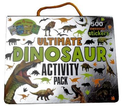 Ultimate Dinosaur Activity Pack by Parragon Books Ltd