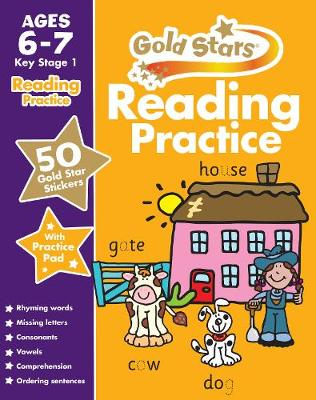 Gold Stars Reading Practice Ages 6-7 Key Stage 1 by Nina Filipek, Geraldine Taylor