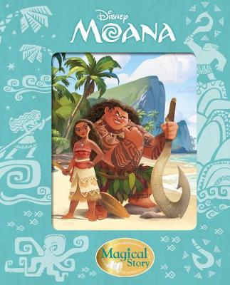 Disney Moana Magical Story by Parragon Books Ltd