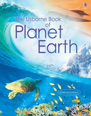 Book of Planet Earth by Anna Claybourne, Gill Doherty