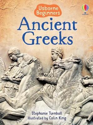 Ancient Greeks by Stephanie Turnbull