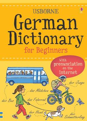 German Dictionary for Beginners by Helen Davies, Francoise Holmes