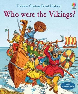 Who Were the Vikings? by Jane Chisholm, Struan Reid