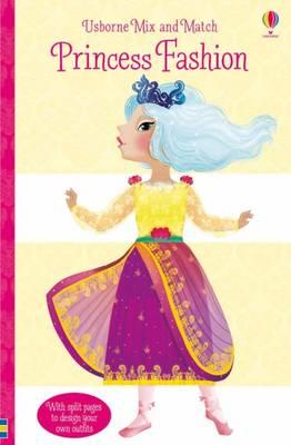 Mix and Match Princess Fashion by Sam Taplin