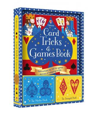 Card Tricks and Games by Sam Taplin, Phillip Clarke
