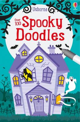 Spooky Doodles by Lucy Bowman