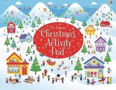 Christmas Activity Pad by Sam Smith