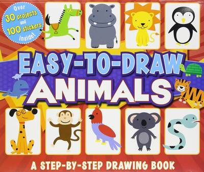 Easy to Draw Animals by Brenda Sexton