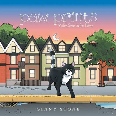 Paw Prints Bodie's Search for Home by Ginny Stone