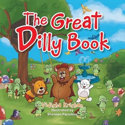 The Great Dilly Book by Vidisha Krishan