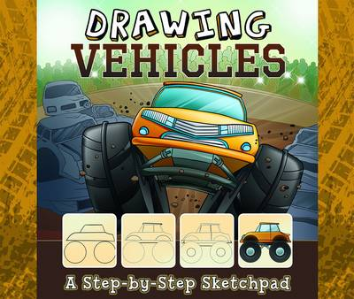 Drawing Vehicles by Mari Bolte