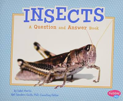 Insects A Question and Answer Book by Gail, PhD Saunders-Smith