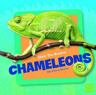 Get to Know Chameleons by Flora Brett