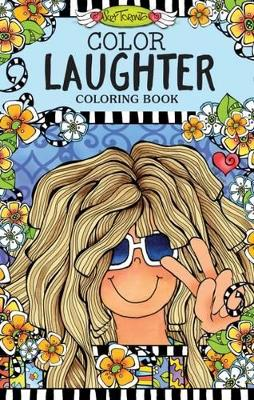 Color Laughter Coloring Book by Suzy Toronto