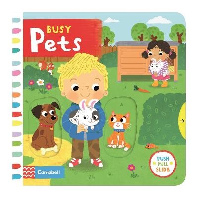 Busy Pets by Louise Forshaw