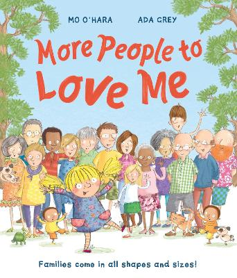 More People to Love Me by Mo O'Hara