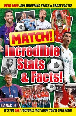 Match! Incredible Stats and Facts by Match