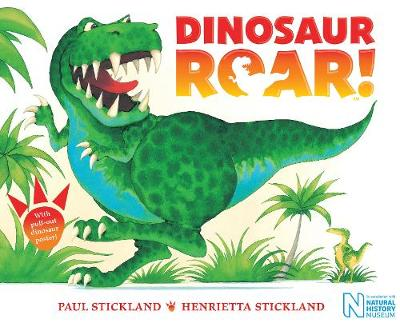 Dinosaur Roar! by Henrietta Stickland, Paul (Illustrator) Stickland