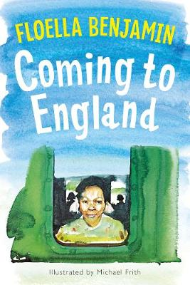 Coming to England by Floella Benjamin