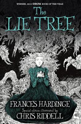 The Lie Tree: Illustrated Edition by Frances Hardinge