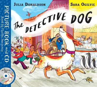 The Detective Dog by Julia Donaldson