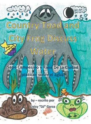 Country Toad and City Frog Discuss Water by Dj Garza