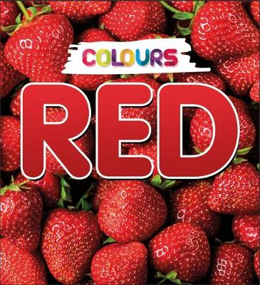Colours: Red by Gabrielle Woolfitt