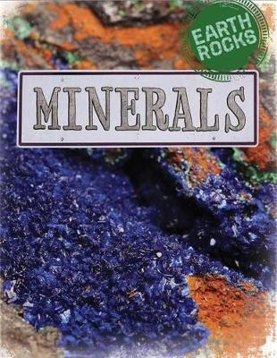 Earth Rocks: Minerals by Richard Spilsbury