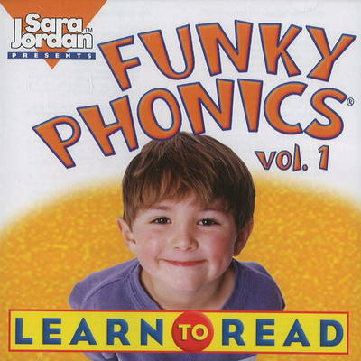 Funky Phonics: Learn to Read by Ed Butts
