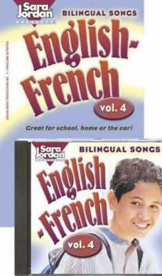 Bilingual Songs, English-French, by Sara Jordan