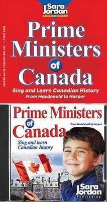 Prime Ministers of Canada by Sara Jordan